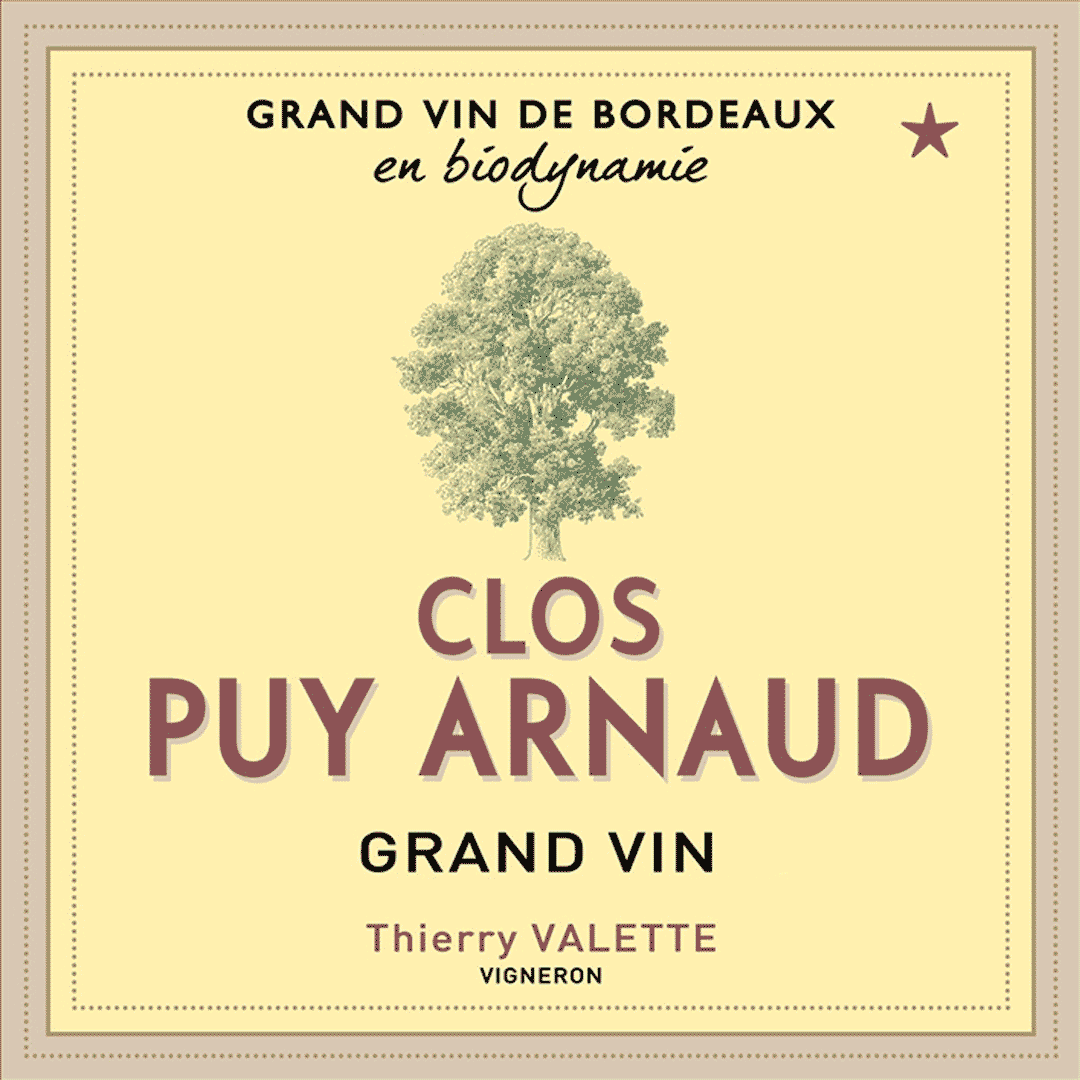 Clos Puy Arnaud - Grand Vin