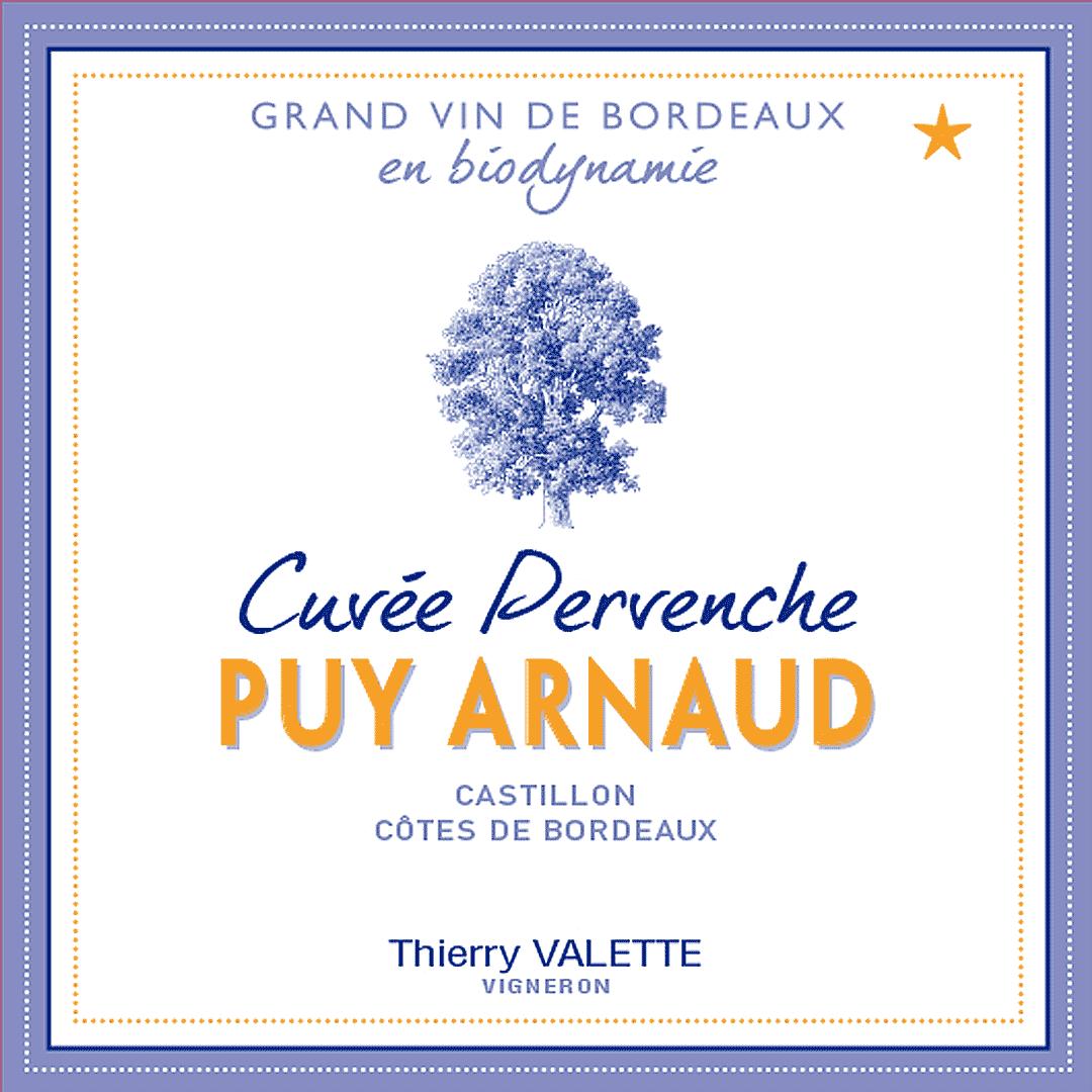 Clos Puy Arnaud - Cuvée Pervenche