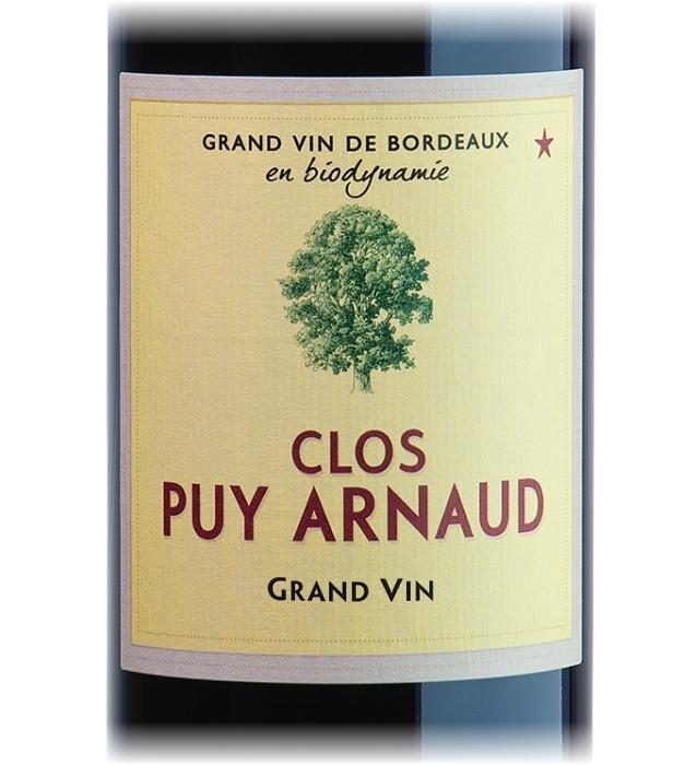 Grand Vin de Puy Arnaud