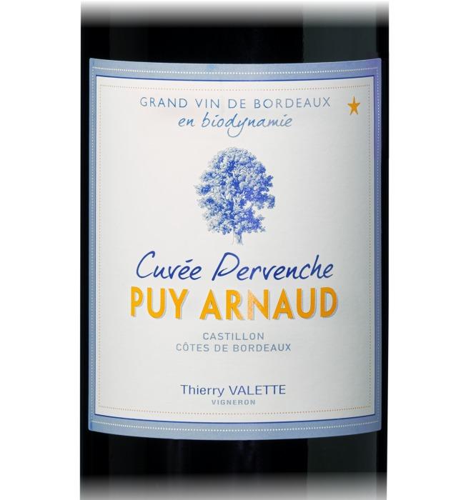 Pervenche de Puy Arnaud