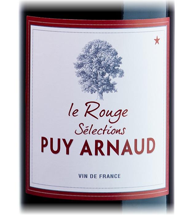 Le Rouge de Puy Arnaud
